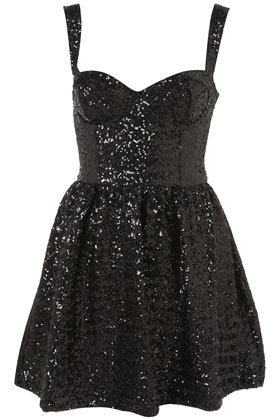 Dress on Sequin Strappy Prom Dress   Going Out Dresses   Dresses   Apparel On