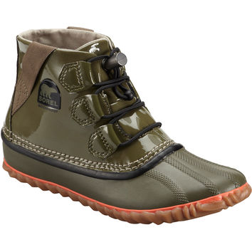 Sorel Out N About Glow Boot - Women's Peatmoss,