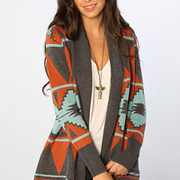 The Campground Jacquard Sweater