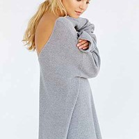 One Teaspoon Made For Cocoon Sweater- Light Grey