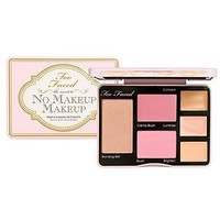 Too Faced The Secret To No Makeup Makeup Fresh & Flawless Face Palette