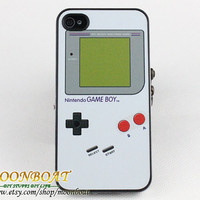 Gameboy Hard Case Cover For iPhone 4 Case, iPhone 4s Case, iPhone 4 Hard Case, iPhone Case MB710