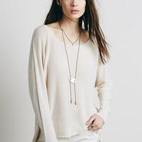 Free People Whispy Pullover
