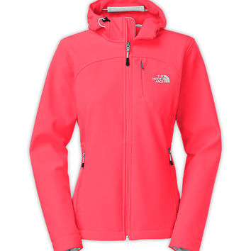 The North Face Women's Jackets & Vests SOFTSHELLS WOMEN'S APEX BIONIC HOODIE