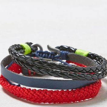 AEO Women's Bracelet Set (Red)