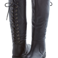 Join the Club Car Boot | Mod Retro Vintage Boots | ModCloth.com