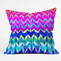 DENY Designs Home Accessories | Holly Sharpe Summer Dreaming Throw Pillow