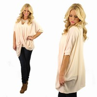 Swoop In On Style Top
