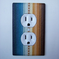 Endless Summer Ocean View Outlet Plate