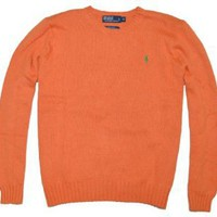 Polo Ralph Lauren Men Pony Logo Crewneck Sweater