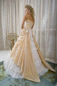 Colorful wedding gowns | Wedding Gowns