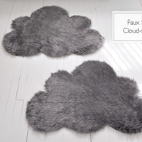 LIFEFLIX: How To: Faux Sheepskin Cloud Rug