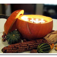 Harvest Pumpkin Centerpieces for Fall Celebrations