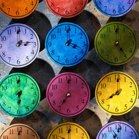 Desktop Wallpaper · Gallery · Miscellaneous · Multi Colored Watches | Free Background 1280x1024