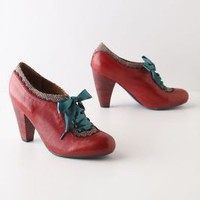 Aldourie Fling Booties - Anthropologie.com