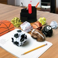 Crumple Ball Notepad