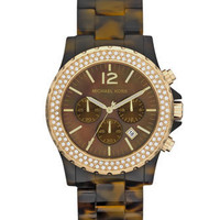 Michael Kors Michael Kors Oversized Madison Chronograph Watch - Michael Kors