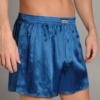 Mansilk Silk Satin Boxer (M333)