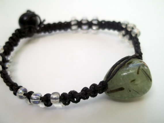 Prehnite hemp jewelry beaded macrame from eau claire wi my for Jewelry stores in eau claire wi
