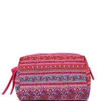 With Love From CA Patterned Make Up Bag at PacSun.com