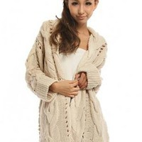Twist Hook Take Great Sweater $41.00