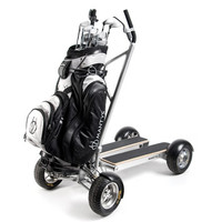 The Ride On Golf Cart Scooter