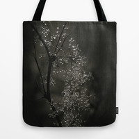 The beads Tote Bag by Tomas Hudolin