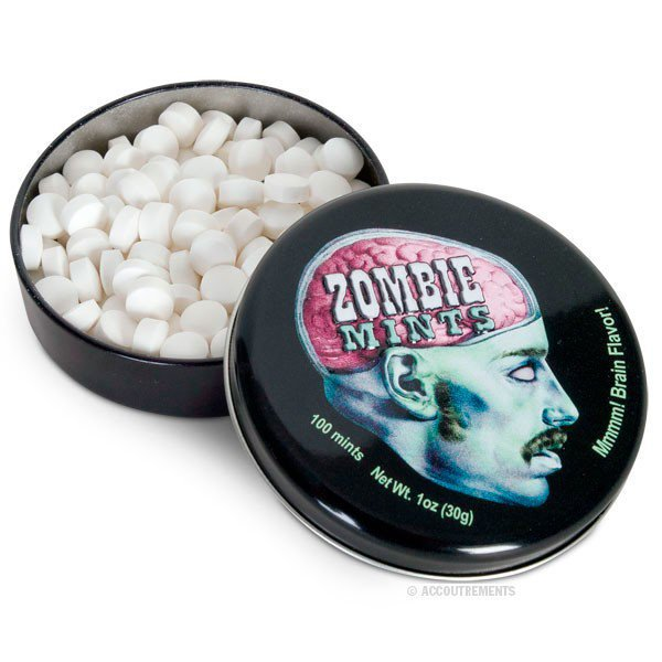 Zombie Mints - Whimsical & Unique Gift Ideas for the Coolest Gift Givers