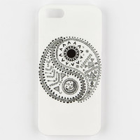 Yin Yang Iphone 5/5S Case White/Black One Size For Women 25184416801