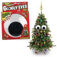 Christmas Tree Googly Eyes - Whimsical & Unique Gift Ideas for the Coolest Gift Givers