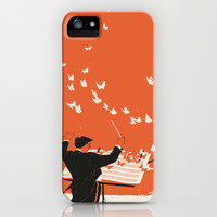 Managing Change iPhone & iPod Case by mark smith