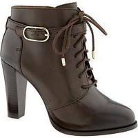 Stevie lace-up bootie | Banana Republic