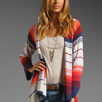 Goddis Emma Cardigan in Mystical from REVOLVEclothing.com