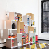 Stacked Shelf