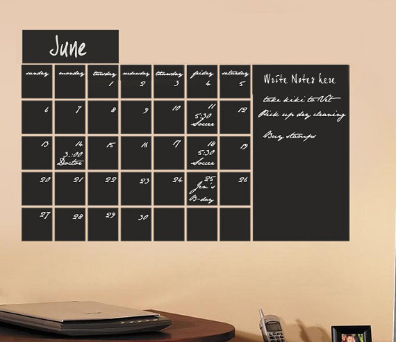 Large Chalkboard Calendar Vinyl Wall From Householdwords. Hamburger Signs. Kid Fish Murals. Primary Banners. Taylor Lettering. Comfort Room Signs. Girlfriend Signs. Welfare Logo. Retail Lettering