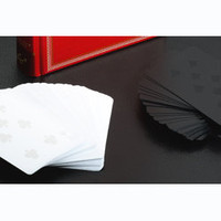 Monochromatic Deck of Cards available at GentSupplyCo.com