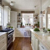 kitchens / Velvet & Linen: my home