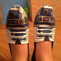 Star Wars R2D2 TOMS
