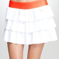 Ruffled Tennis Skirt - BEBE SPORT