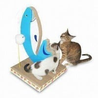 Wholesale Funky Paper Cat Scratchiers Toys at Cheap Prices on Winpromote.com