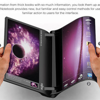 Real Notebook ? Laptop Concept by Kim Min Seok » Yanko Design