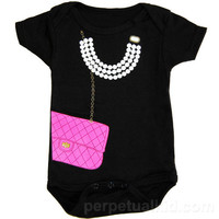 READY TO SHOP DIVA Onesuit / Fits 6-12 months / 14-18 lbs.