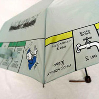 Retro To Go: Brollies of London offers Monopoly-themed umbrellas