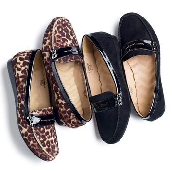 Cushion Walk® Jazzy Penny Loafer