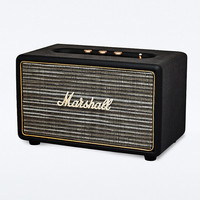 Marshall Acton Speaker in Black - Urban Outfitters