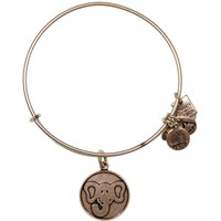 Alex and Ani Elephant Expandable Wire Bangle, Charity by Design Collection | Bloomingdales's