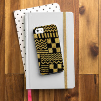 Nick Nelson Gold Fuse Cell Phone Case