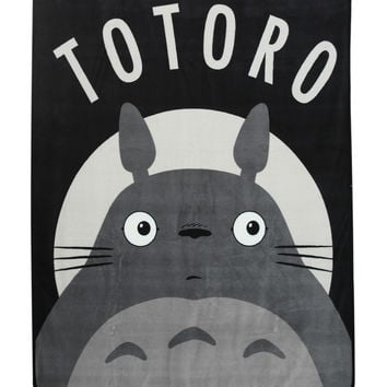Studio Ghibli My Neighbor Totoro Character Plush Throw