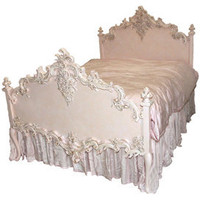 Live the Romance Bed - Beds - Bedroom &amp; Bath - Furniture - PoshLiving