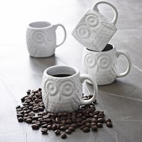 Owl Espresso Mug
